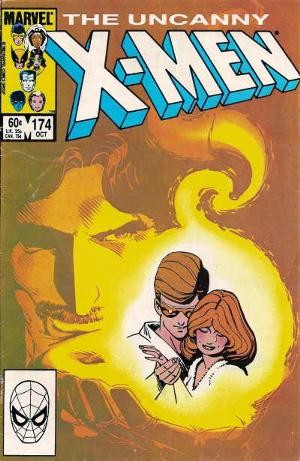 Couverture de Uncanny X-Men (The) (1963) -174- Romances