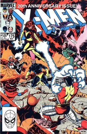 Couverture de Uncanny X-Men (The) (Marvel comics - 1963) -175- Phoenix