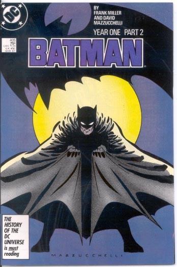 Couverture de Batman (1940) -405- Year 1 (Part 2) - War is declared