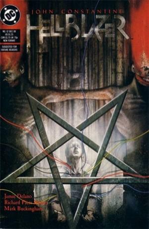 Couverture de Hellblazer (DC comics - 1988) -12- The devil you know