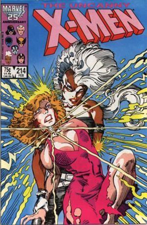 Couverture de Uncanny X-Men (The) (1963) -214- With Malice toward all