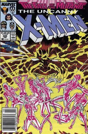 Couverture de Uncanny X-Men (The) (Marvel comics - 1963) -226- Go tell the spartans