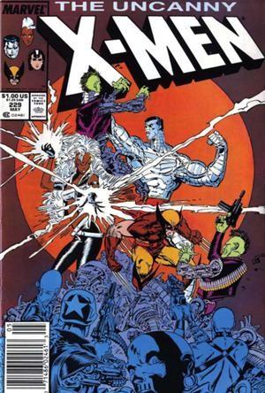Couverture de Uncanny X-Men (The) (Marvel comics - 1963) -229- Down Under