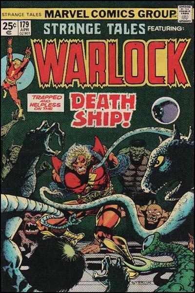 Couverture de Strange Tales (1951) -179- Death ship