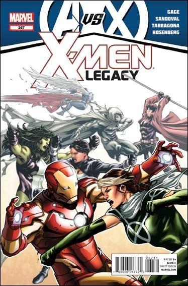 Couverture de X-Men Legacy (2008) -267- Untitled