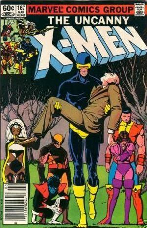 Couverture de Uncanny X-Men (The) (1963) -167- The goldilocks syndrome !