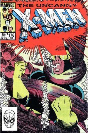 Couverture de Uncanny X-Men (The) (Marvel comics - 1963) -176- Decisions