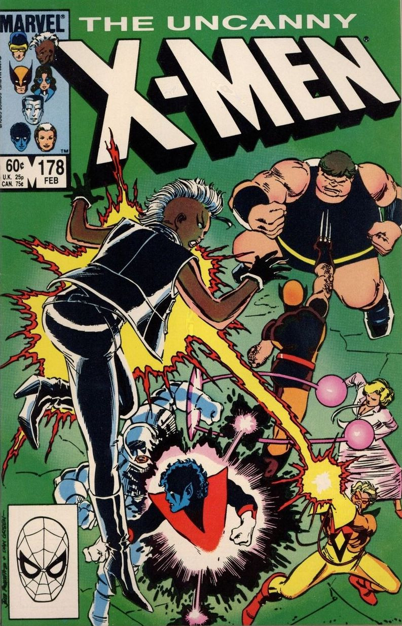 Couverture de Uncanny X-Men (The) (Marvel comics - 1963) -178- Hell hath no fury..