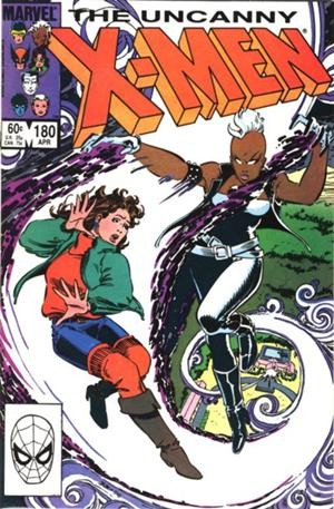Couverture de Uncanny X-Men (The) (1963) -180- Whose life is it anyway?