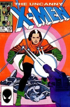 Couverture de Uncanny X-Men (The) (Marvel comics - 1963) -182- Madness