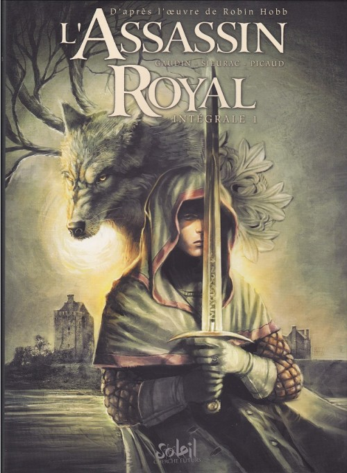 Couverture de L'assassin Royal -INT01- Intégrale I
