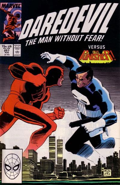 Couverture de Daredevil (1964) -257- The Bully