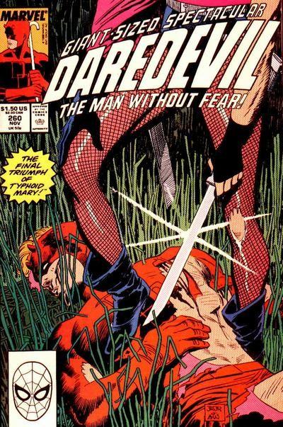 Couverture de Daredevil (1964) -260- Vital signs