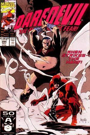 Couverture de Daredevil Vol. 1 (Marvel - 1964) -294- The infernal mysteries