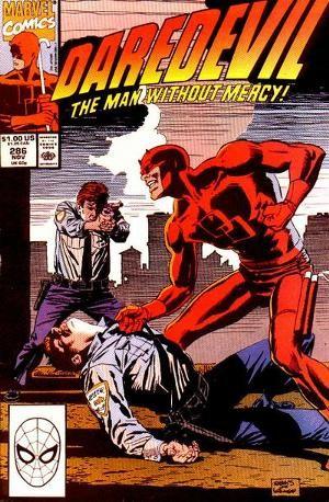 Couverture de Daredevil (1964) -286- The Thief
