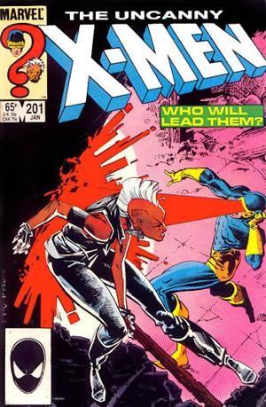 Couverture de Uncanny X-Men (The) (1963) -201- Duel