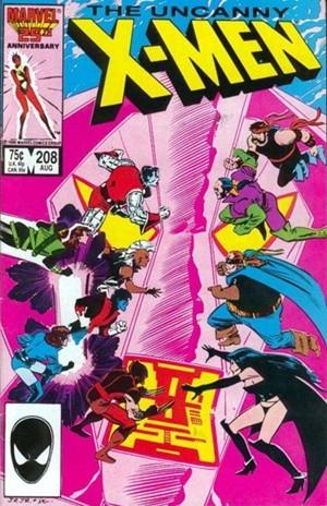 Couverture de Uncanny X-Men (The) (Marvel comics - 1963) -208- Retribution