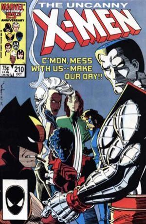 Couverture de Uncanny X-Men (The) (Marvel comics - 1963) -210- The Morning After