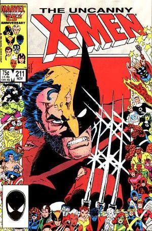 Couverture de Uncanny X-Men (The) (1963) -211- Massacre
