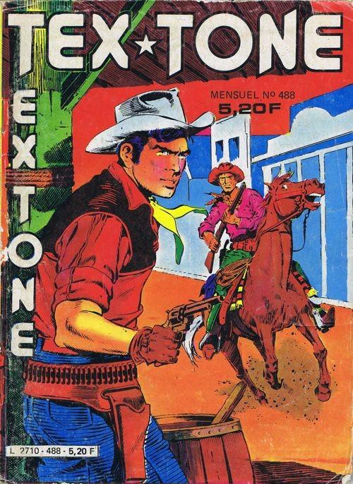 Couverture de Tex-Tone -488- Le verdict