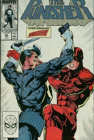 Couverture de Punisher Vol.02 (Marvel comics - 1987) (The) -10- The Creep