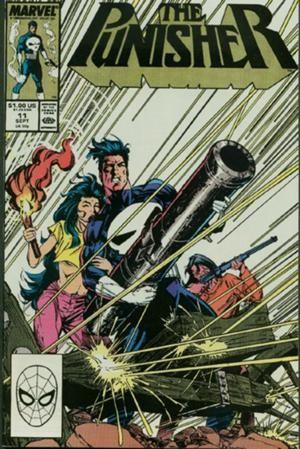 Couverture de Punisher (1987) (The) -11- Second Sight