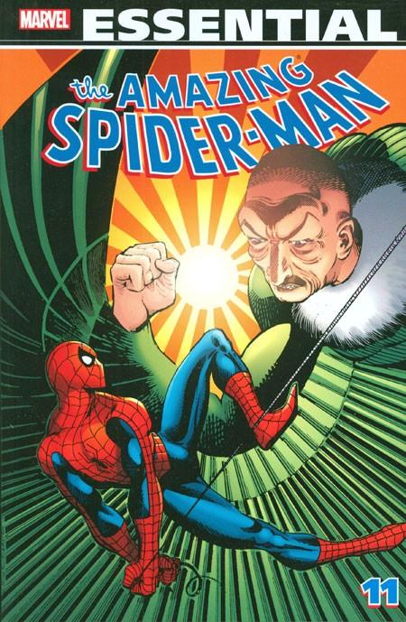 Couverture de Essential Spider-Man (The) / Essential: The Amazing Spider-Man (2001) -INT11- Volume 11