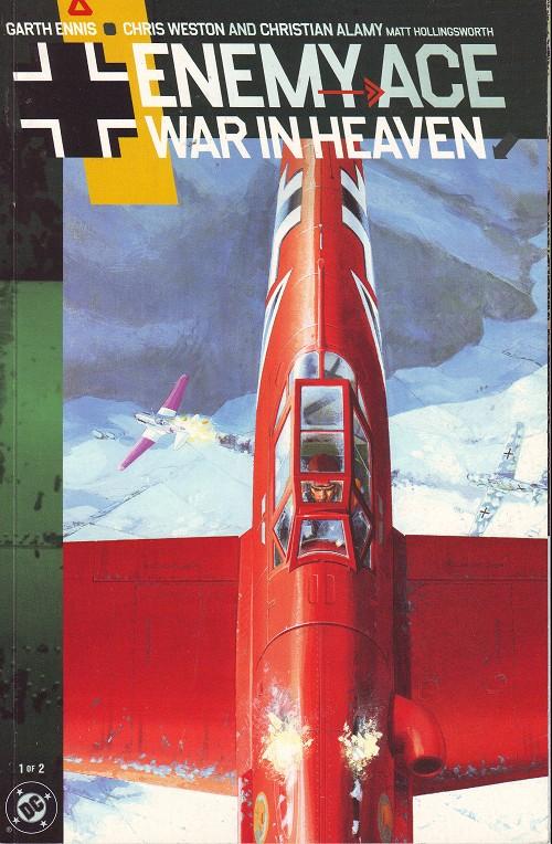 Couverture de Enemy Ace: War In Heaven (2001) -1- 1 of 2