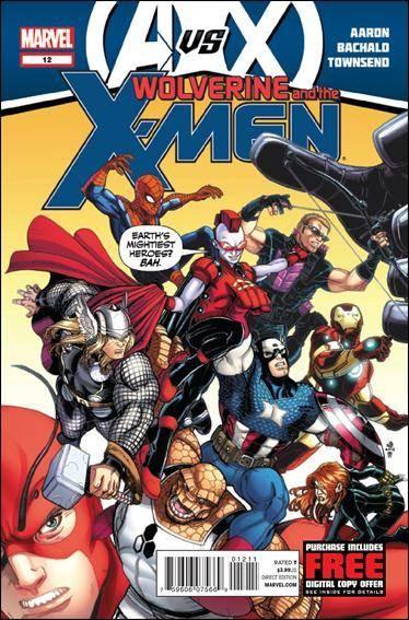 Couverture de Wolverine and the X-Men Vol.1 (Marvel comics - 2011) -12- Hounded