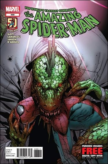 Couverture de Amazing Spider-Man (The) Vol.2 (Marvel comics - 1999) -688- No turning back part 1 : the win column