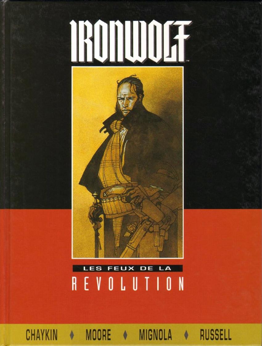 Couverture de Ironwolf - Les feux de la révolution