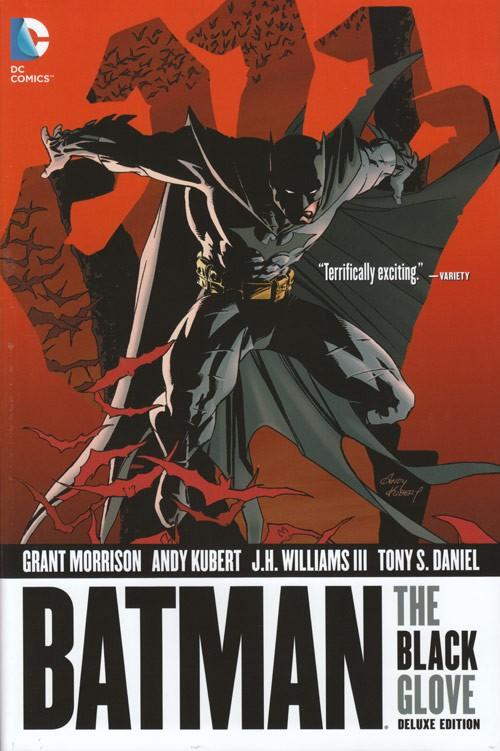 Couverture de Batman (1940) -INTHC- The Black Glove Deluxe Edition
