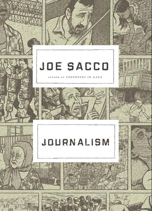 Couverture de Journalism (2012) - Journalism