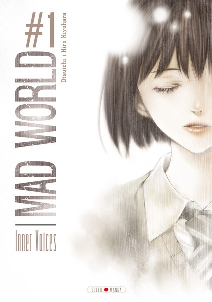 Couverture de Mad World -1- Inner Voices