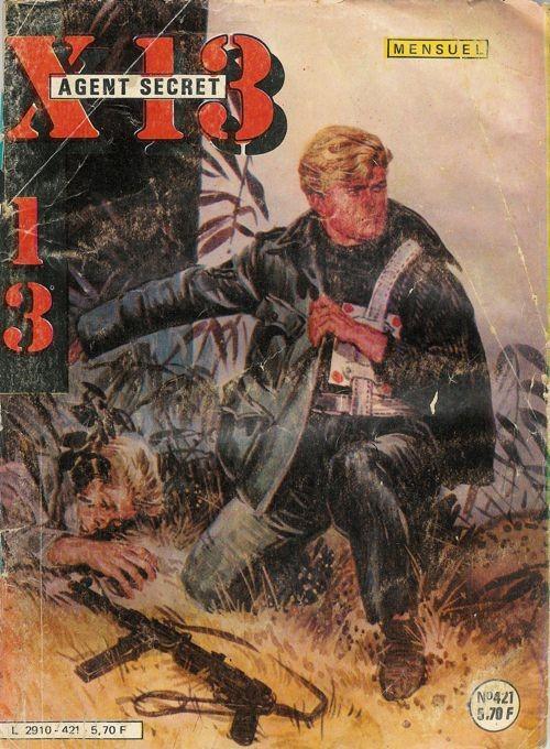 Couverture de X-13 agent secret -421- ..Il fallait y penser !..