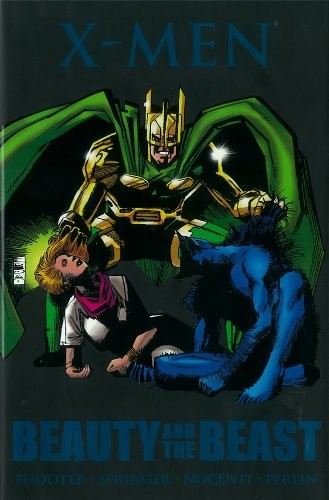 Couverture de X-Men (TPB) -INT- The Beauty and the Beast
