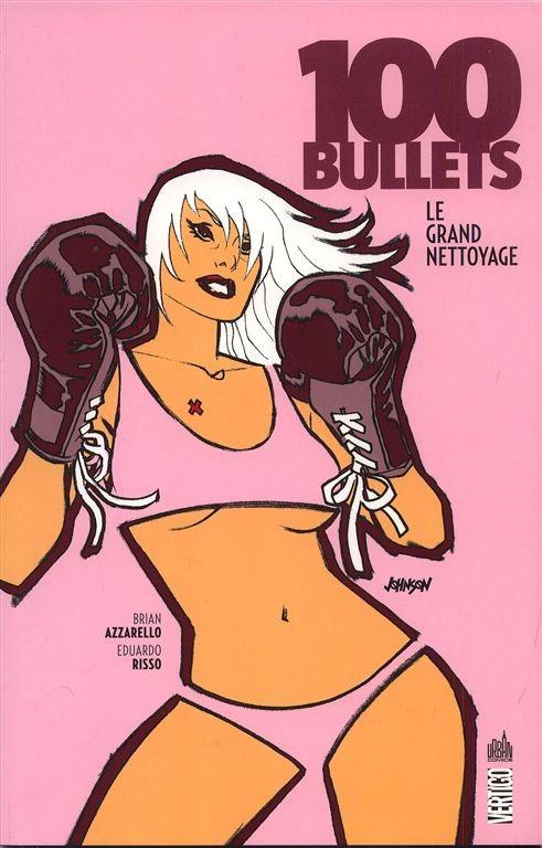 Couverture de 100 Bullets (albums brochés) -16- Le grand nettoyage