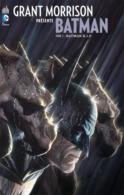 Couverture de Batman (Grant Morrison présente) -2- Batman R.I.P.
