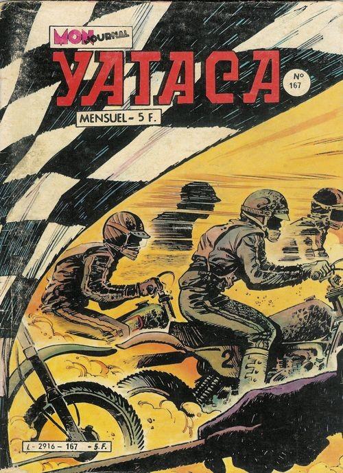 Couverture de Yataca (Fils-du-Soleil) -167- L'âge de pierre