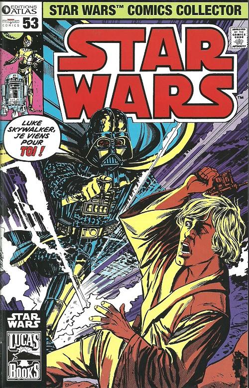 Couverture de Star Wars (Comics Collector) -53- Numéro 53
