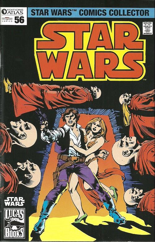 Couverture de Star Wars (Comics Collector) -56- Numéro 56