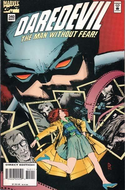 Couverture de Daredevil (1964) -340- Subversion