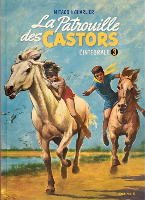 Couverture de La patrouille des Castors -INT3- L'intégrale 3 (1960-1963)