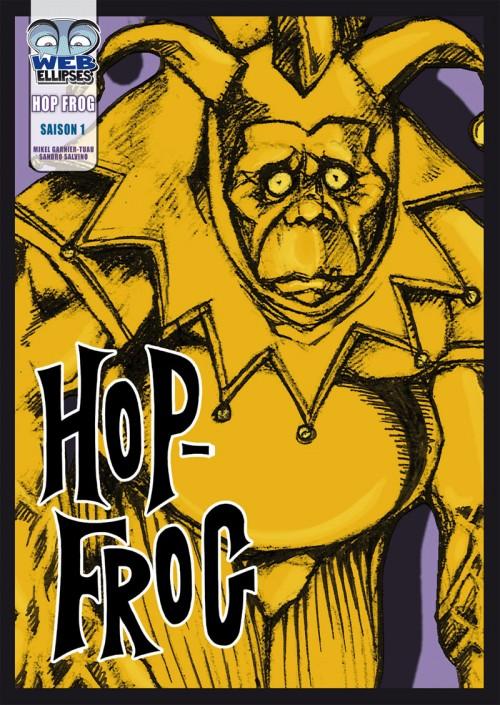 Couverture de Hop-Frog