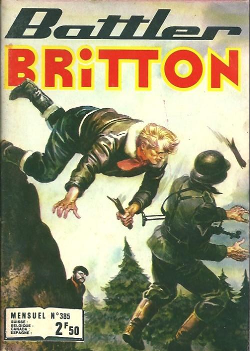 Couverture de Battler Britton -385- Contact