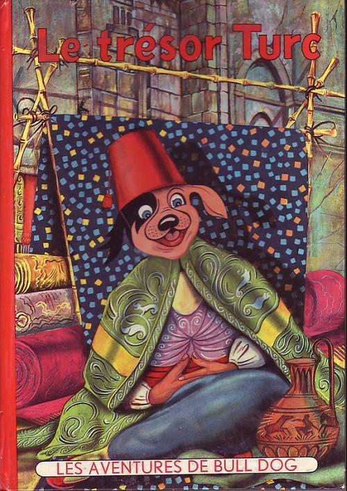 Couverture de Bull Dog -INT- Le trésor turc