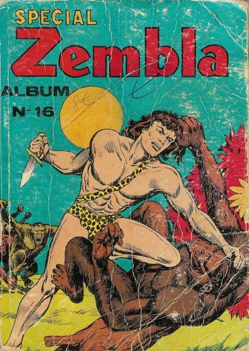 Couverture de Zembla (Spécial) -Rec16- Album N°16 (du n°46 au n°48)