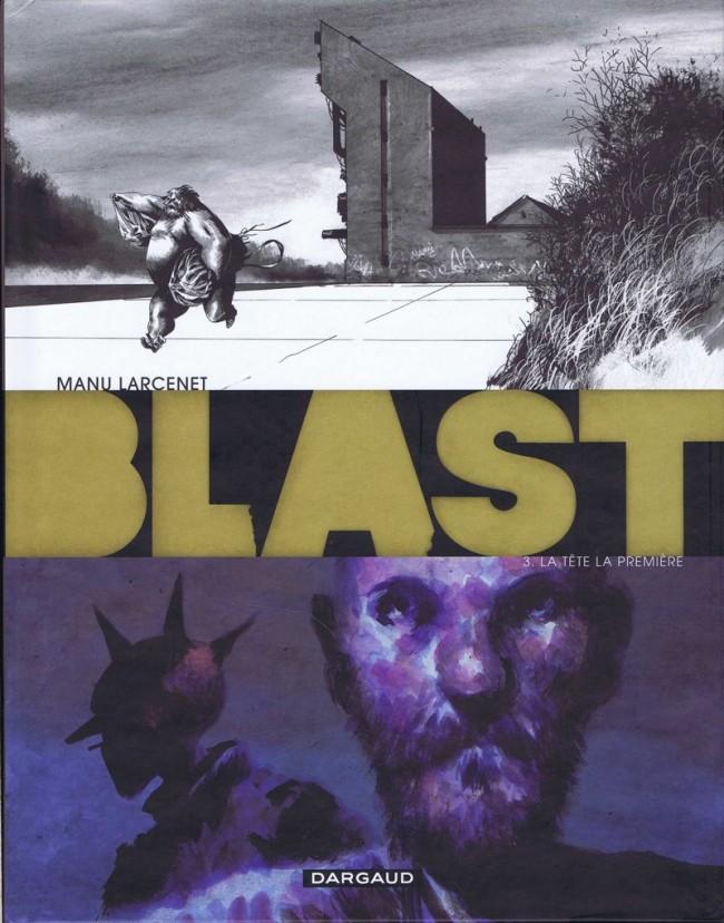 Couverture de Blast -3- La Tête la première