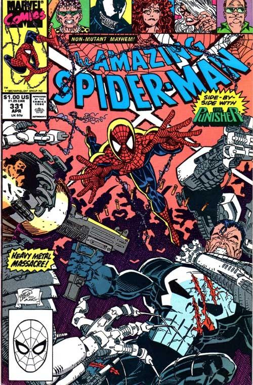 Couverture de The amazing Spider-Man Vol.1 (Marvel comics - 1963) -331- The death standard
