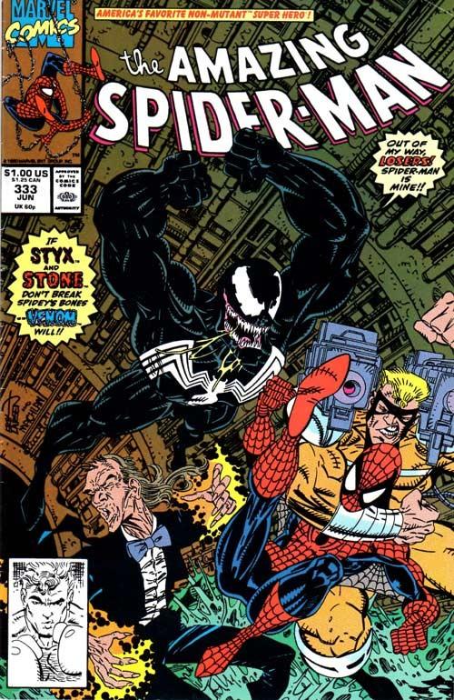 Couverture de The amazing Spider-Man Vol.1 (Marvel comics - 1963) -333- Stalking feat!